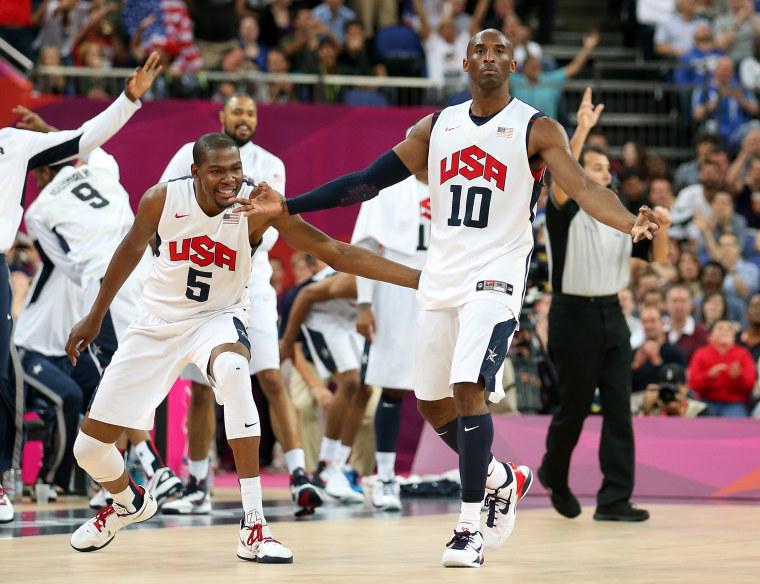 Image: Olympics Day 12 - Basketball