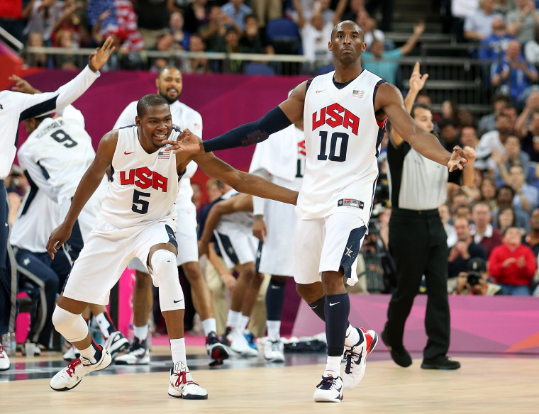 Image: Olympics Day 12 - Basketball
