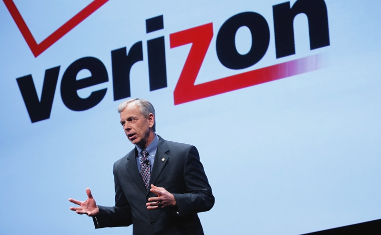 Image: Verizon CEO