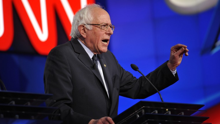 Image: Brooklyn Democratic Debate