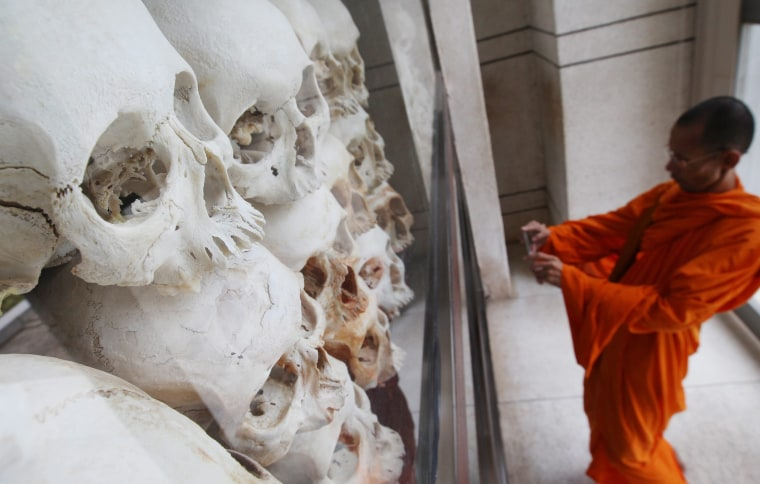 Image: Anniversary of the Khmer Rouge Victory Day