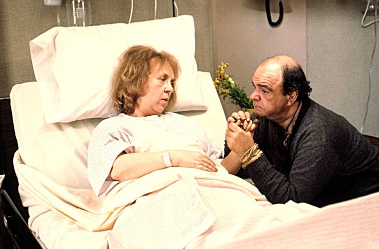 Doris Roberts, James Coco in St. Elsewhere.