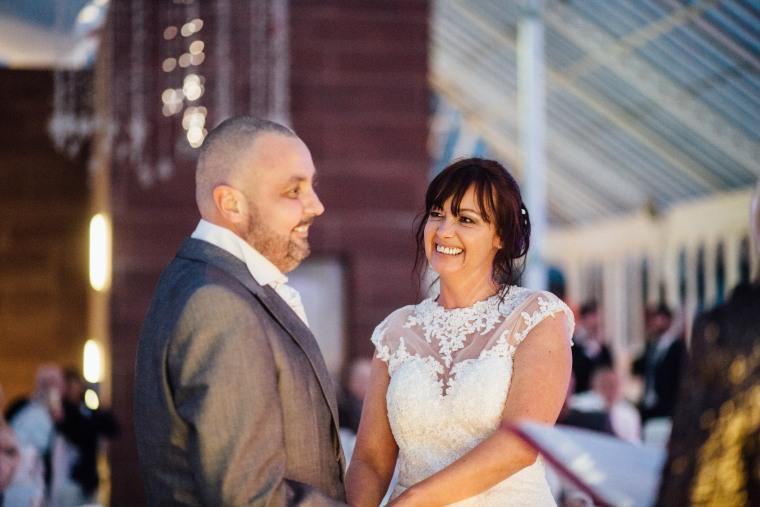 Craig and Joan Lyons wedding