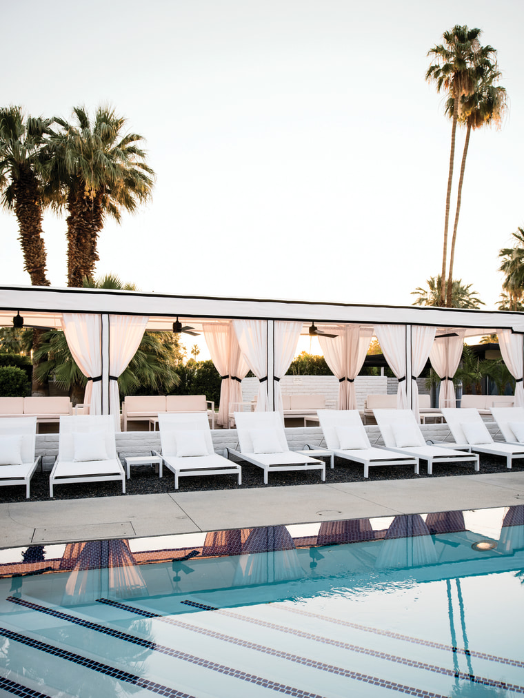 L'Horizon Resort & Spa in Palm Springs, California