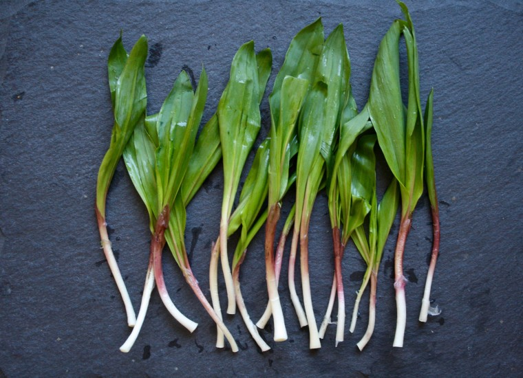 How to cook ramps