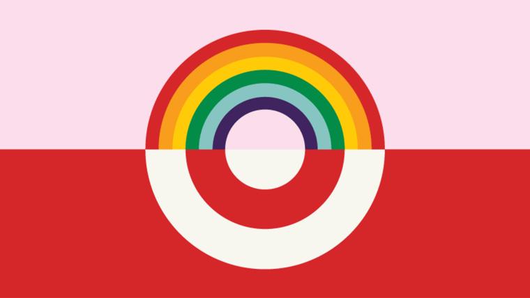 Target Social Pride Logo