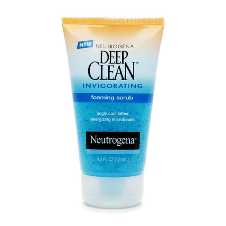 Neutrogena deep cleanser
