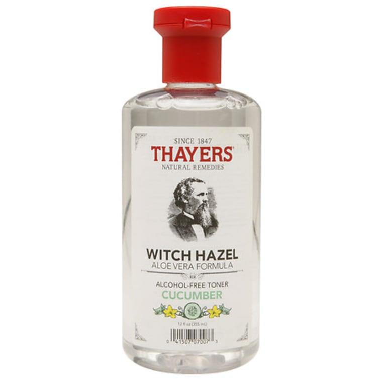 Thayers Alcohol-Free Toner Cucumber Witch Hazel with Aloe Vera Fomula