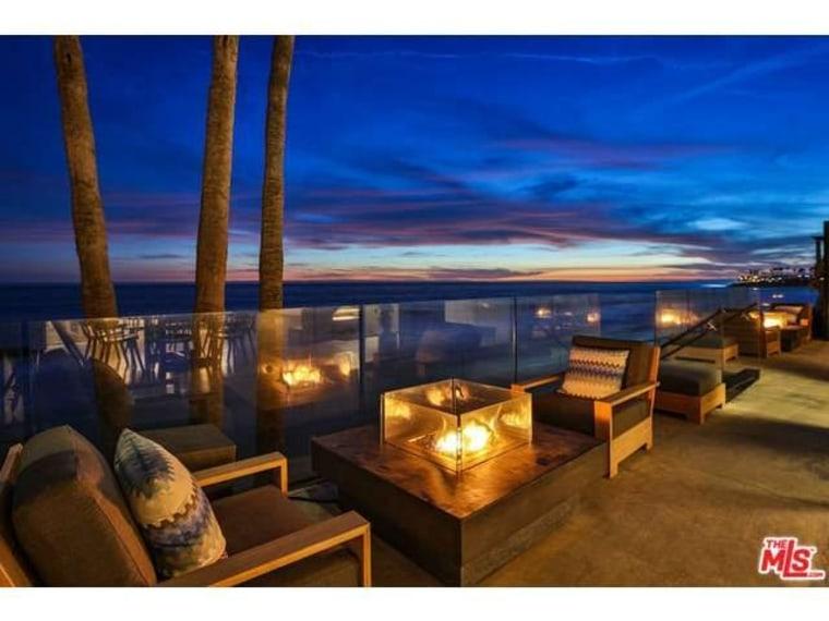 Jillian Michaels' Malibu home
