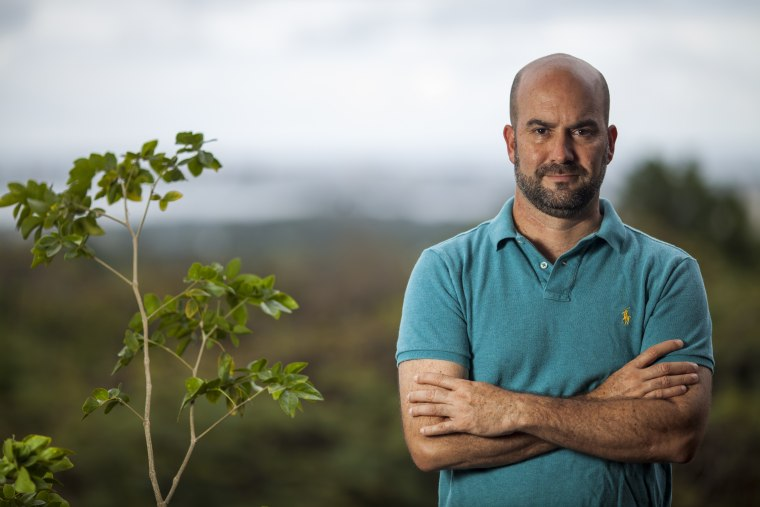 Luis Jorge Rivera Herrera helped lead a successful campaign to establish a nature reserve in Puerto Rico's Northeast Ecological Corridor--an important nesting ground for the endangered leatherback sea turtle--and protect the island's natural heritage from harmful development.