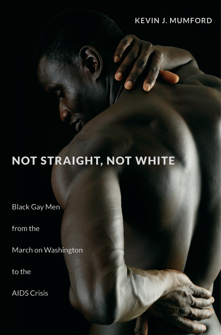 Not Straight, Not White Book Cover