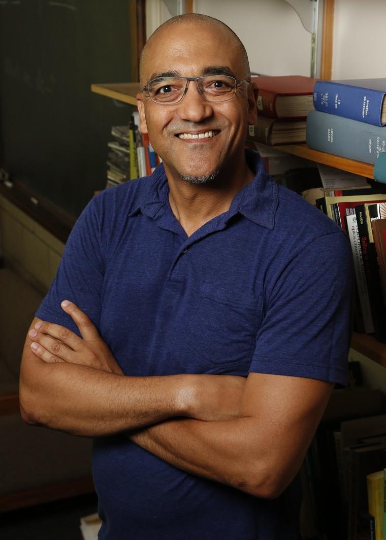 Kevin Mumford, professor of history