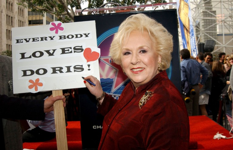 Image: FILE: Actress Doris Roberts Dies At 90