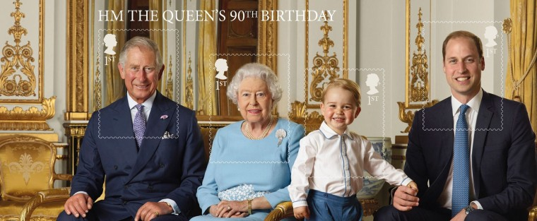 Image: BRITAIN-ROYALS-QUEEN