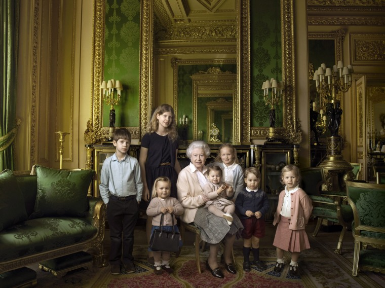Image: Queen's 90th birthday celebrations