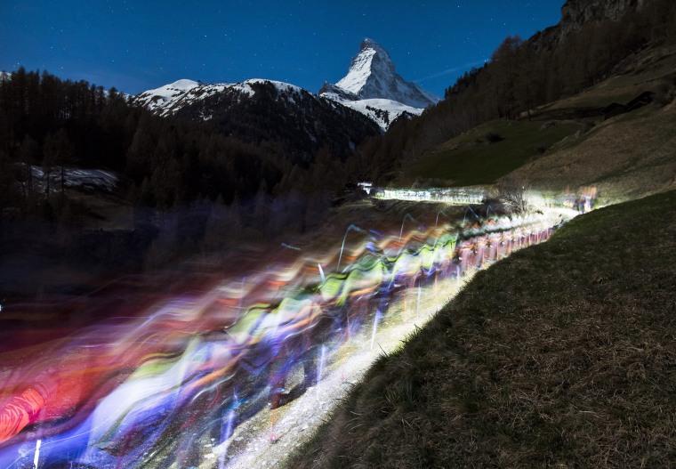 Image: Swiss Glacier Skiing 2016