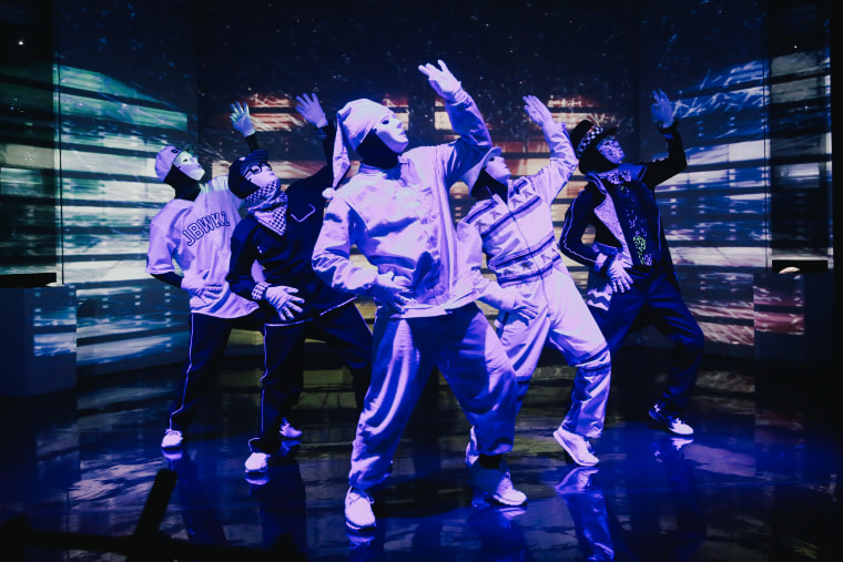 The Jabbawockeez have grown from a dance crew to a full-fledged production company with a clothing line and music label.