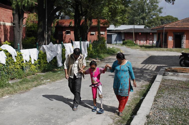 Image: Khendo Tamang, Yagnsen, Chitra Bahadur