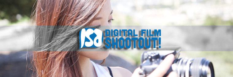 ISA Digital Film Shootout
