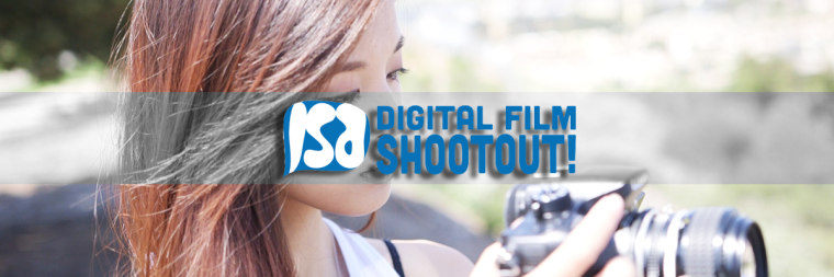 ISA Digital Film Shootout