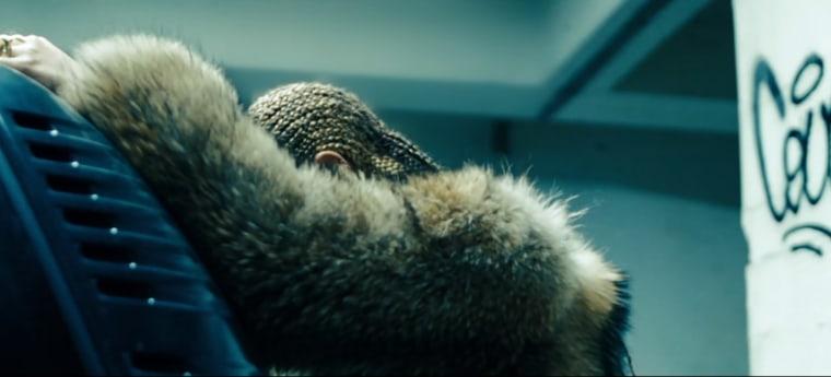 "Beyonce released ""Lemonade"" on HBO on April 23, 2016."