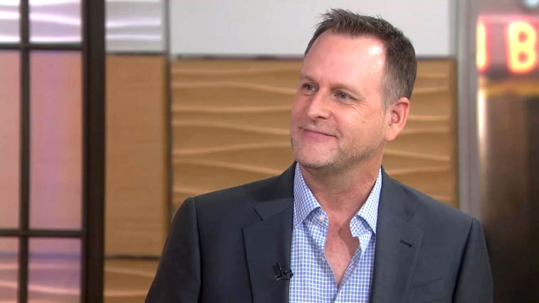 Dave Coulier on the TODAY show, 04/26/2016