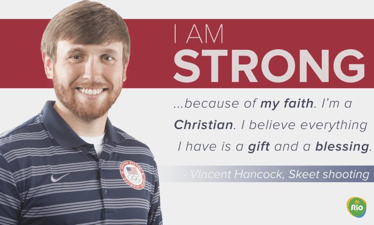 Vincent Hancock