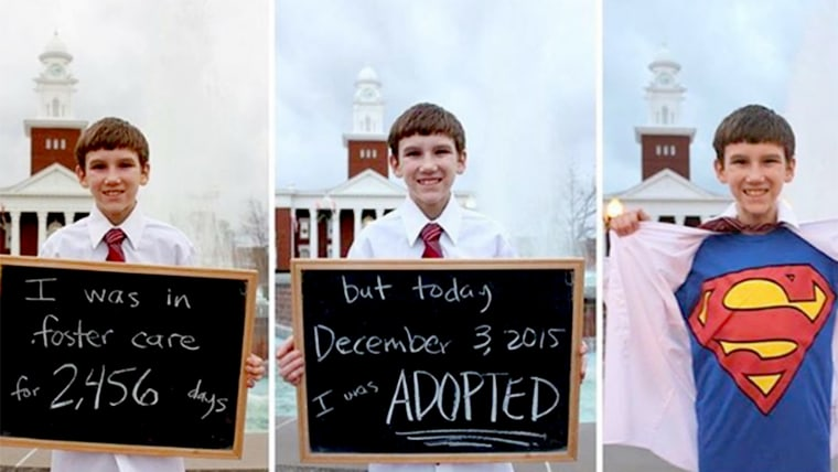 Together We Rise celebrates foster care adoptions