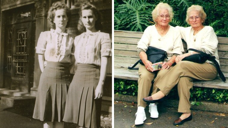 The Wallace twins turn 100