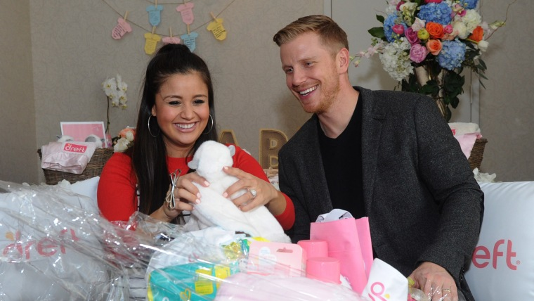 Sean and Catherine Lowe open up about being expecting parents