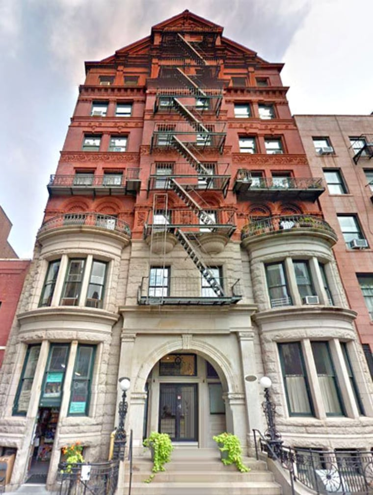 Alexis Bledel's apartment