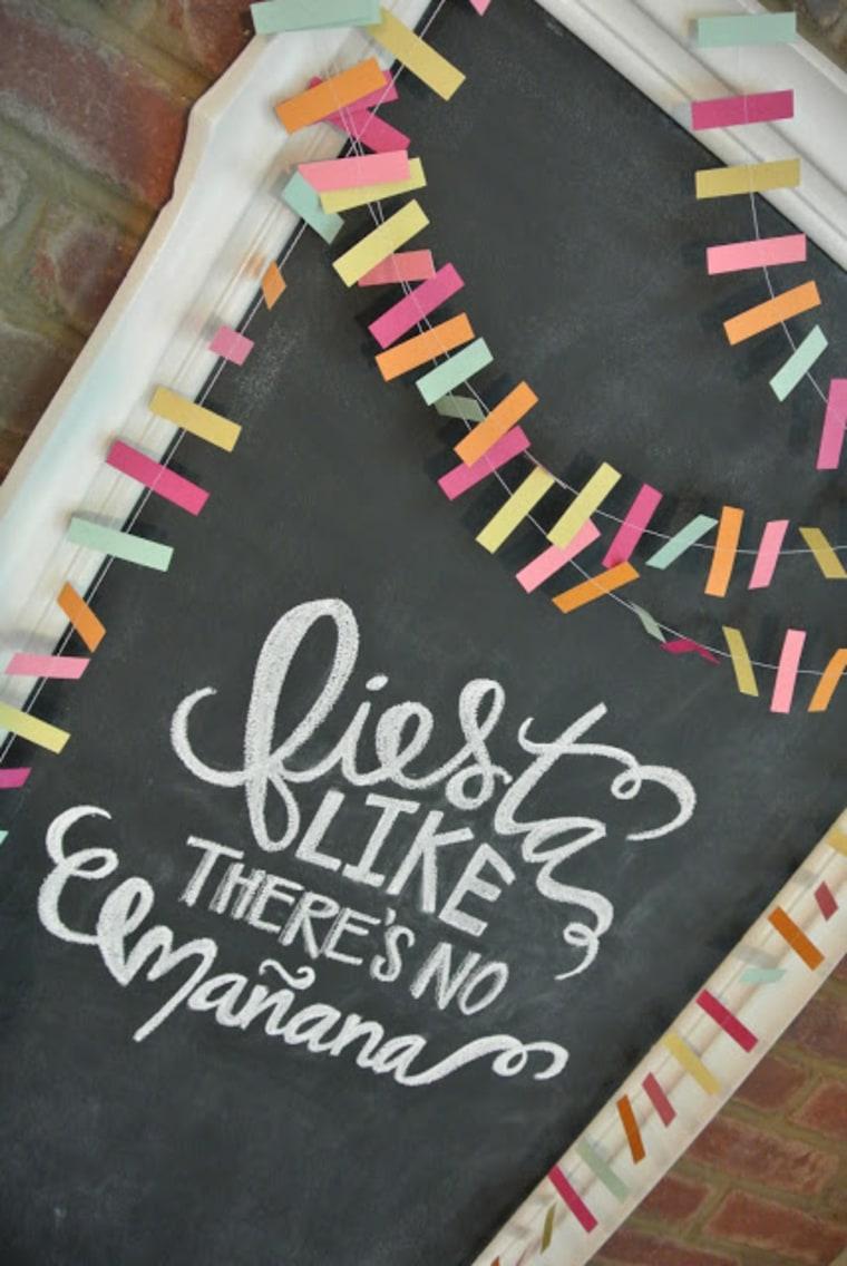 DIY Cinco de Mayo Decor Ideas