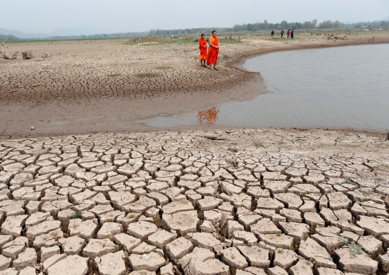 Image: Thailand hit by worst drought in decades