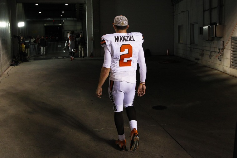 Image: Johnny Manziel