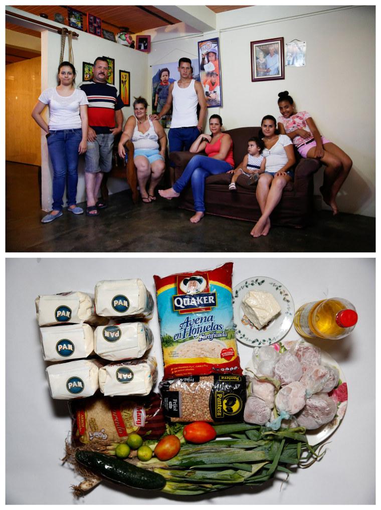 Image: The Wider Image: Venezuela's empty fridges