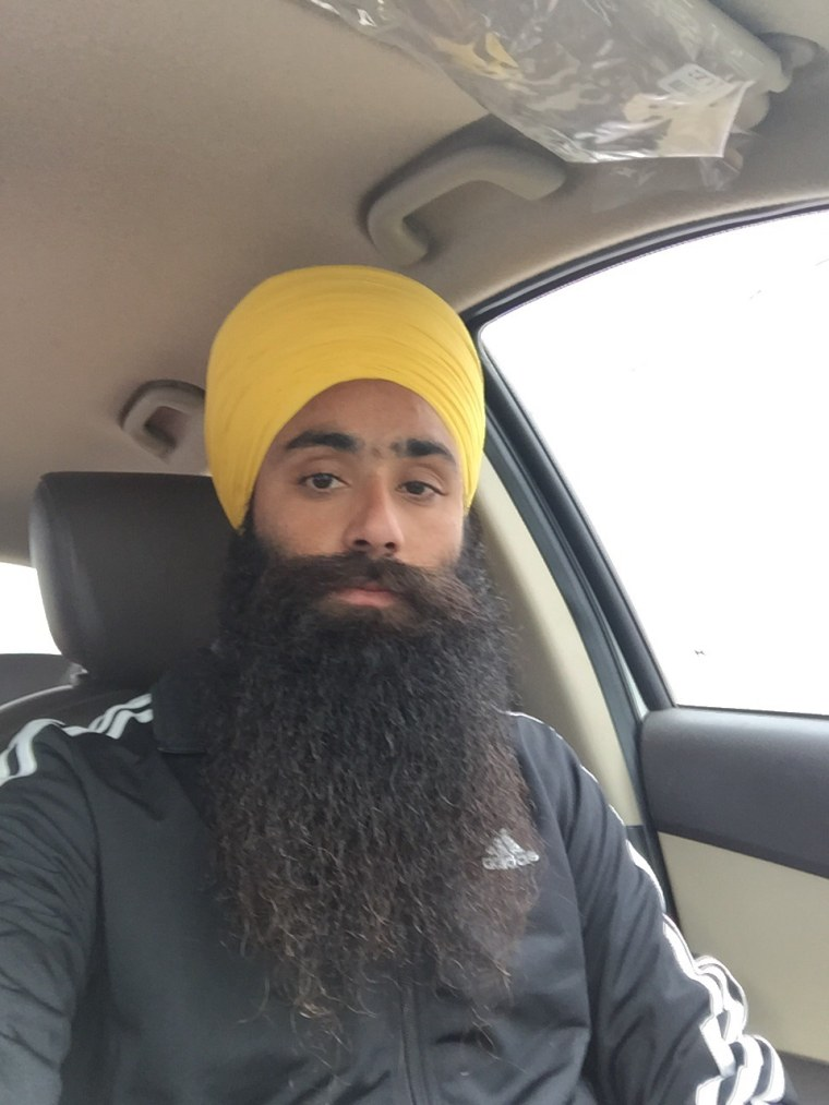 Daljeet Singh was held for approximately 30 hours after a person accused him of making a terrorist bomb threat. After speaking with an FBI interpreter, he was released with no charges.