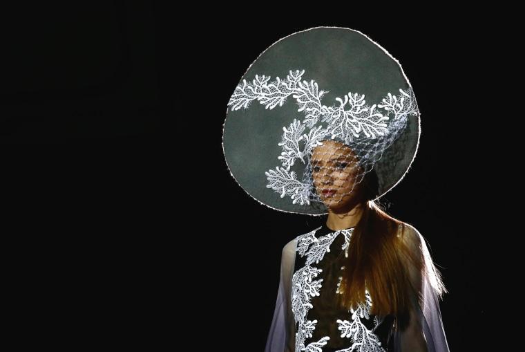 Image: Barcelona Bridal fashion week