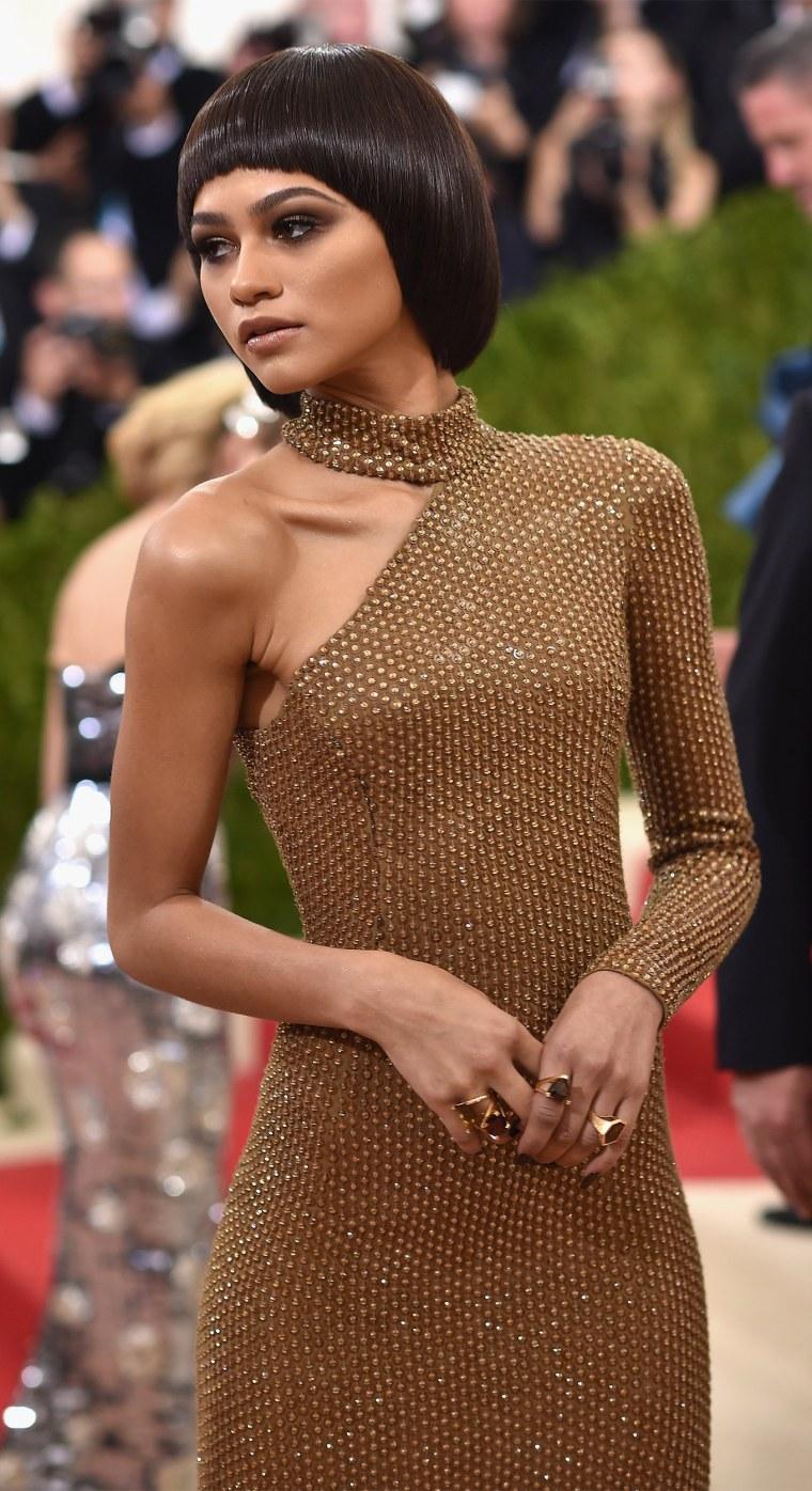 Zendaya at the Met Gala