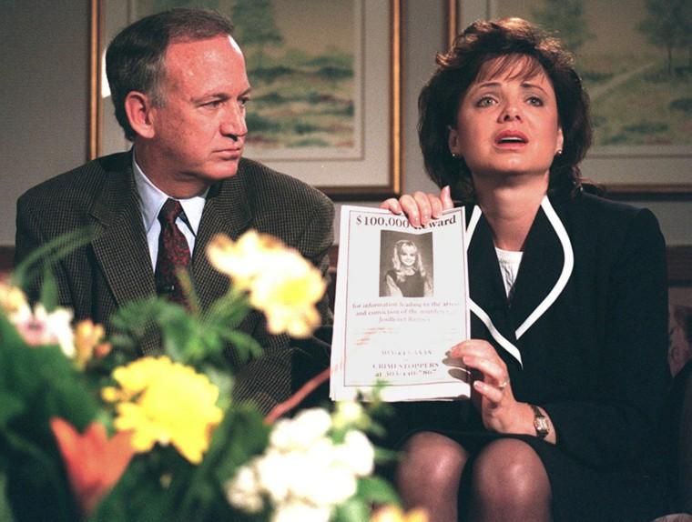 John Ramsey and Patricia Ramsey