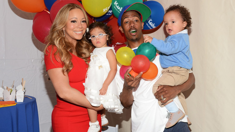 Mariah Carey, Nick Cannon and kids celebrate Mother\'s Day — see the ...