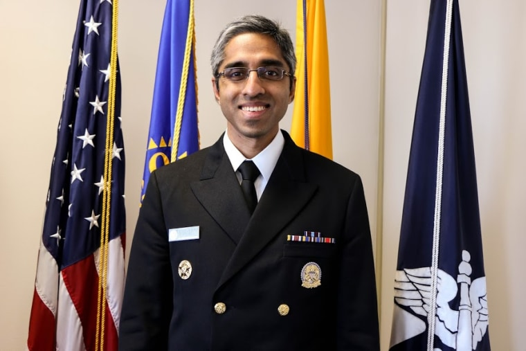 Dr. Vivek Murthy, Surgeon General, U.S. Department of Health and Human Services