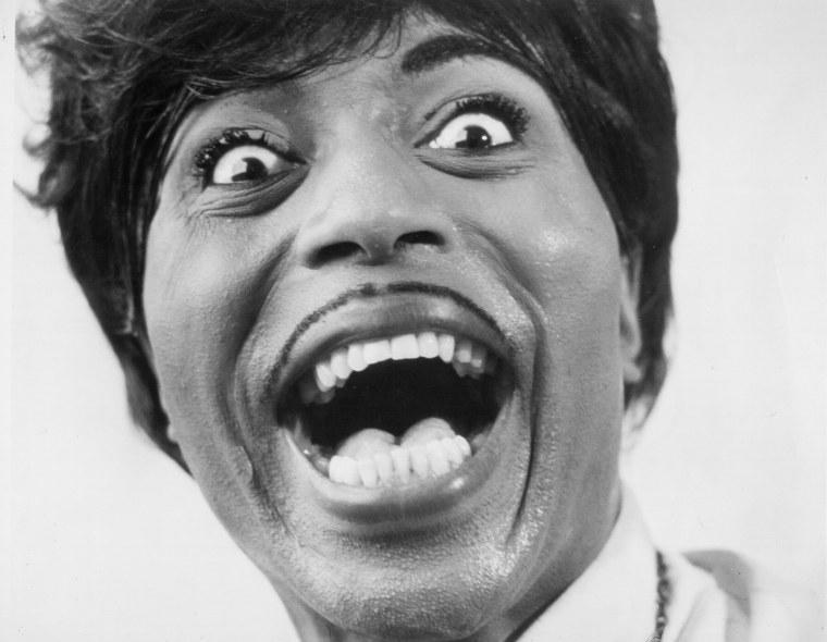 Little Richard Portrait Session