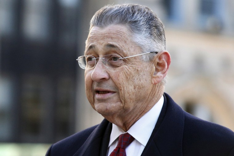 Image: Former New York State Assembly Speaker Sheldon Silver arrives at the Manhattan U.S. District Courthouse in New York