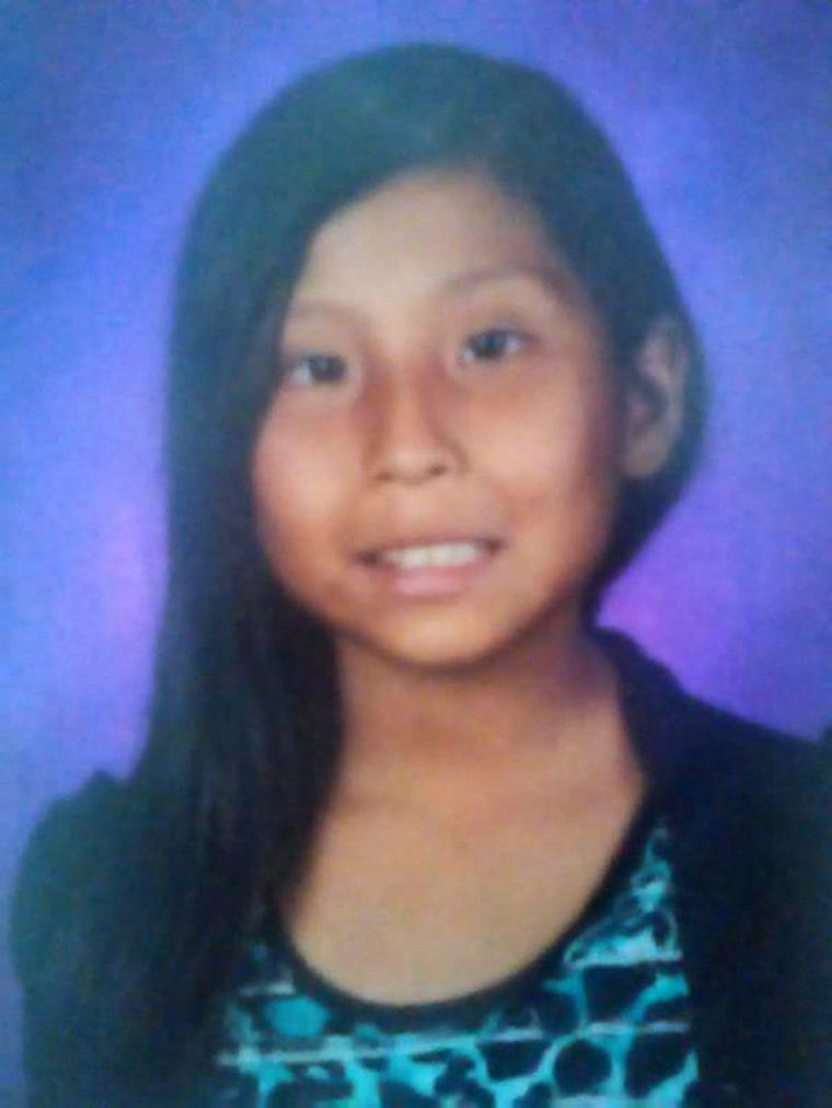 Image: Ashlynne Mike abducted