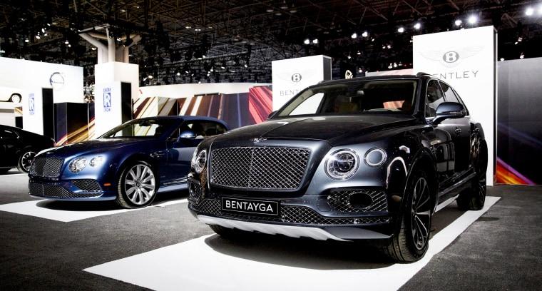 Image: 2016 New York International Auto Show