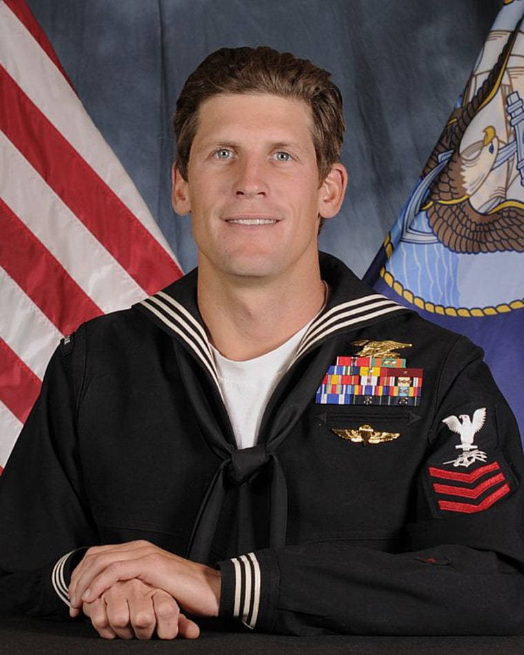 Special Warfare Operator 1st Class Charles Keating IV, 31, of San Diego.