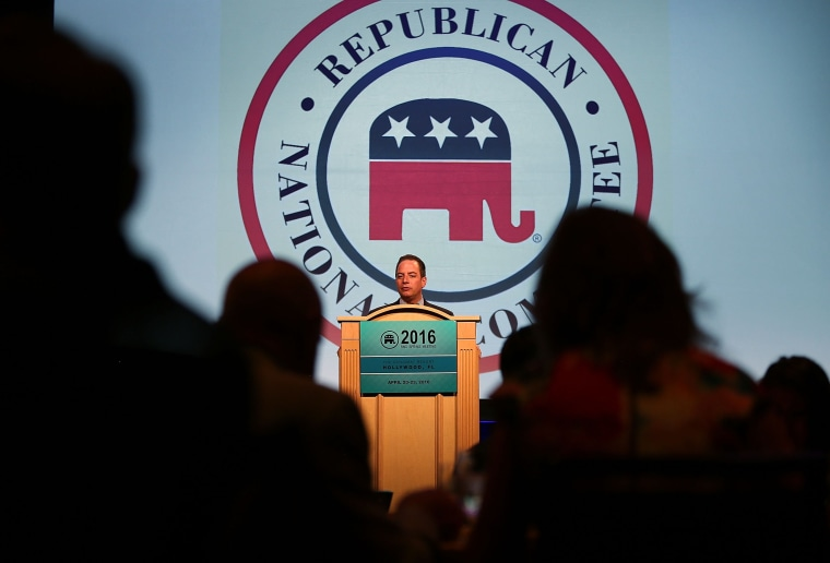 Image: Republican National Committee Holds Annual Spring Meeting In Florida