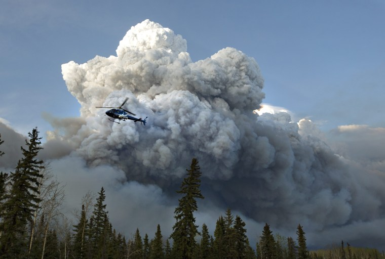 Fort McMurray Wildfire: Thousands Evacuated as Blaze Spreads South