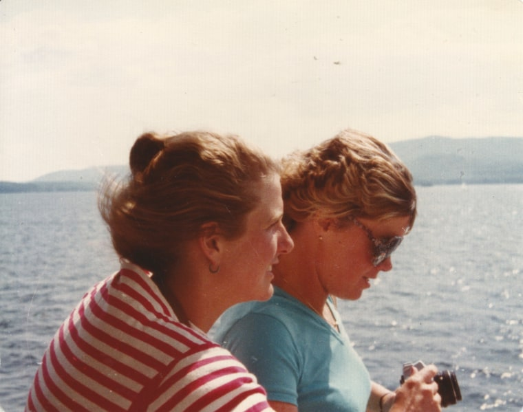 Linda Bishop, left, and her sister Joan Bishop, who tried and failed to become her guardian when her mental illness worsened.