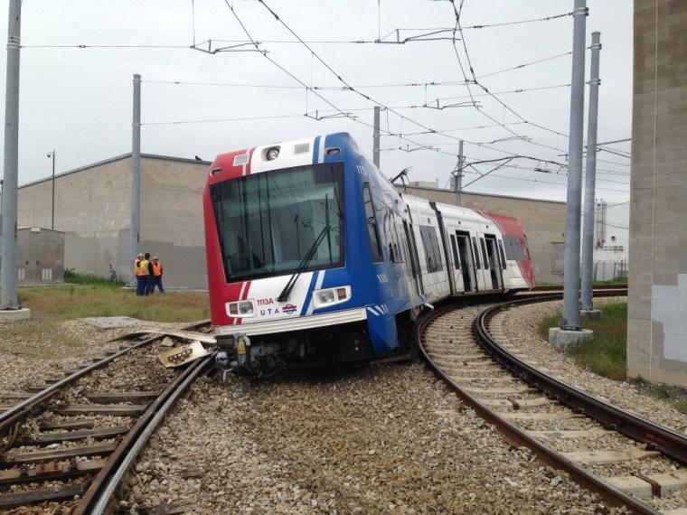 IMAGE: Salt Lake City derailment